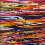 KERSTIN SOKOLL, Colors, 2017, A082, 20 x 20 cm