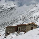 Conditions hivernales en ce 1er juin 2013!...