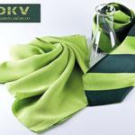 Impresion con moldes,Pañuelos de crepe de seda para DKV España