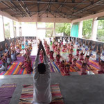 Celebrating Yoga Day