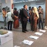 Ausstellungseröffnung Kunstakademie Luxor