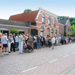 Ausstellungseröffnung in Borne