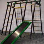 Детский деревянный спорткомплекс