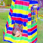 палатка на дск мини с турником