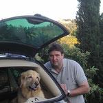 Frank und Frieda in der Toscana