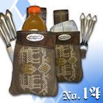 Kaiser Tracht Lumpentaschen, Echtleder, Mehrzweck, Exklusiv, Unikat