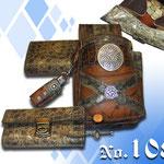 geldbeutel bedienung rusikal derbes Reptildesign Kelten Zierteil Taiser Tracht