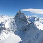 Matterhorn, mal aus einer anderen Perspektive