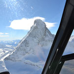 Matterhorn mit Hut