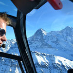 Eiger, Mönch, Jungfraujoch