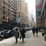 ニューヨークの中心・マンハッタンエリアの不動産も視察します。