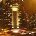 香港の夜景です
