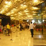 続いて、The Kowloon Hotel にチェックイン