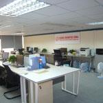 続いてグローバル珠海オフィスを訪ねました