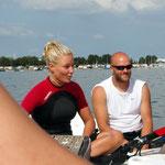 Windurfen lernen Holland