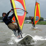 Windsurfing Holland