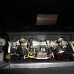 Technics RS-B965 Laufwerk Tape-Führung