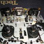 Technics RS-B965 Laufwerk Front