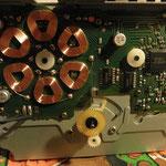 Technics RS-B965 Laufwerk Servo FG