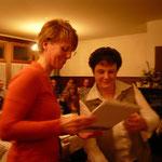 Neues Ehrenmitglied: Beatrice Schneider