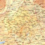 Rajasthan • Création carte touristique / Édition : Les Créations du Pélican • © recreacom.fr - Studio de création Christophe Houlès
