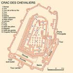 Création plan / Édition : Les Créations du Pélican • © recreacom.fr - Christophe Houlès cartographe