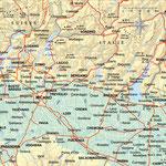 Italie • Création carte touristique / Édition : Les Créations du Pélican • © recreacom.fr - Studio de création Christophe Houlès
