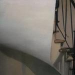 Tránsito 2008 || Óleo sobre tabla, 30X31 m.