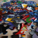 Juego 2012 || Óleo sobre tabla, 100X115 cm.