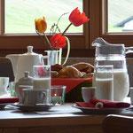 Frische Heu-Milch aus unserer Landwirtschaft