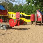 Spielplatz im Elbroichpark