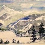 Winter Zeller See