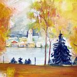 Herbst,Zeller See