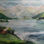 Sommer Zeller See