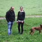 Ernst, Anja und Zina