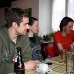 Sämi, Gabi und Andrea