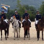 Siegerehrung, OKV-Cup in Maienfeld, Juni 2013