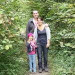 Andy, Chantal und Neriah