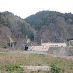 2343 田ノ浜地区の防潮堤の状況