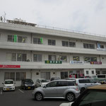 2293 旧・山田病院②・・銀行、100円ショップ等