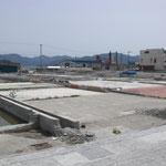 3901 山田町中央町付近の被災状況
