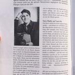 Interview das Tanz-Radio in der Escape Mai Ausgabe 2014 Seite 1