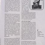 Interview das Tanz-Radio in der Escape Mai Ausgabe 2014 Seite 2