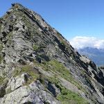 Gipfelbereich Hochplattspitze
