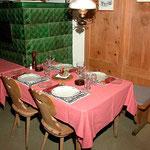 Restaurant Tisch 3