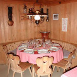 Restaurant Tisch 5