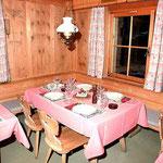 Restaurant Tisch 2
