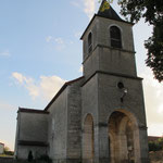 La belle église St Blaise