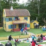 Pippis Villa Kunterbunt