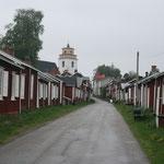 Kyrkstad in Gammelvik